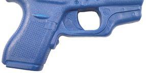 Glock 42 Bluegun with Laserguard