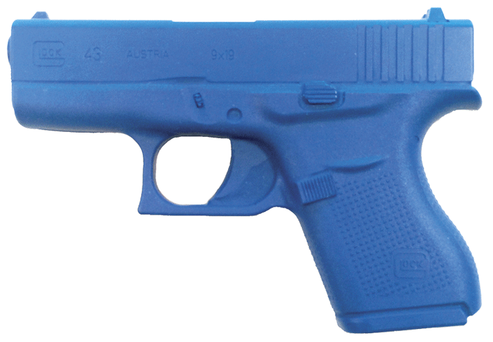 Glock 43 Bluegun