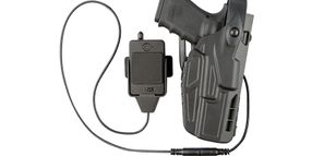 Holster and Camera Auto-Activation System