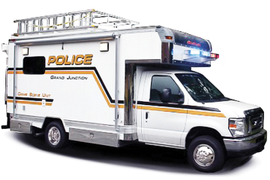 Evidence Collection Trucks