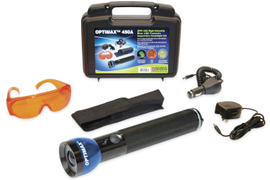 Blue Light LED Forensic Inspection Kit