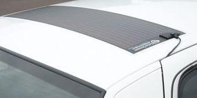 Vehicle Solar Charging Panel