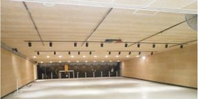 Acoustic Wall System