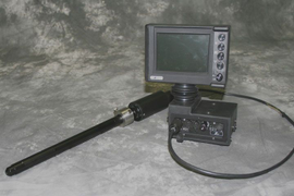 Through-the-Wall Video Camera Kit