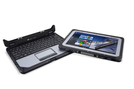 The Panasonic Toughbook 20