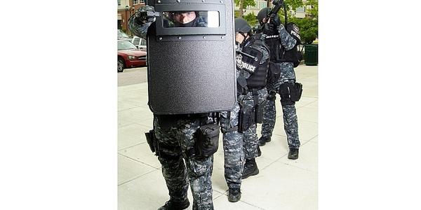 The Hardline Entry Shield