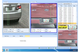 Mobile LPR Software