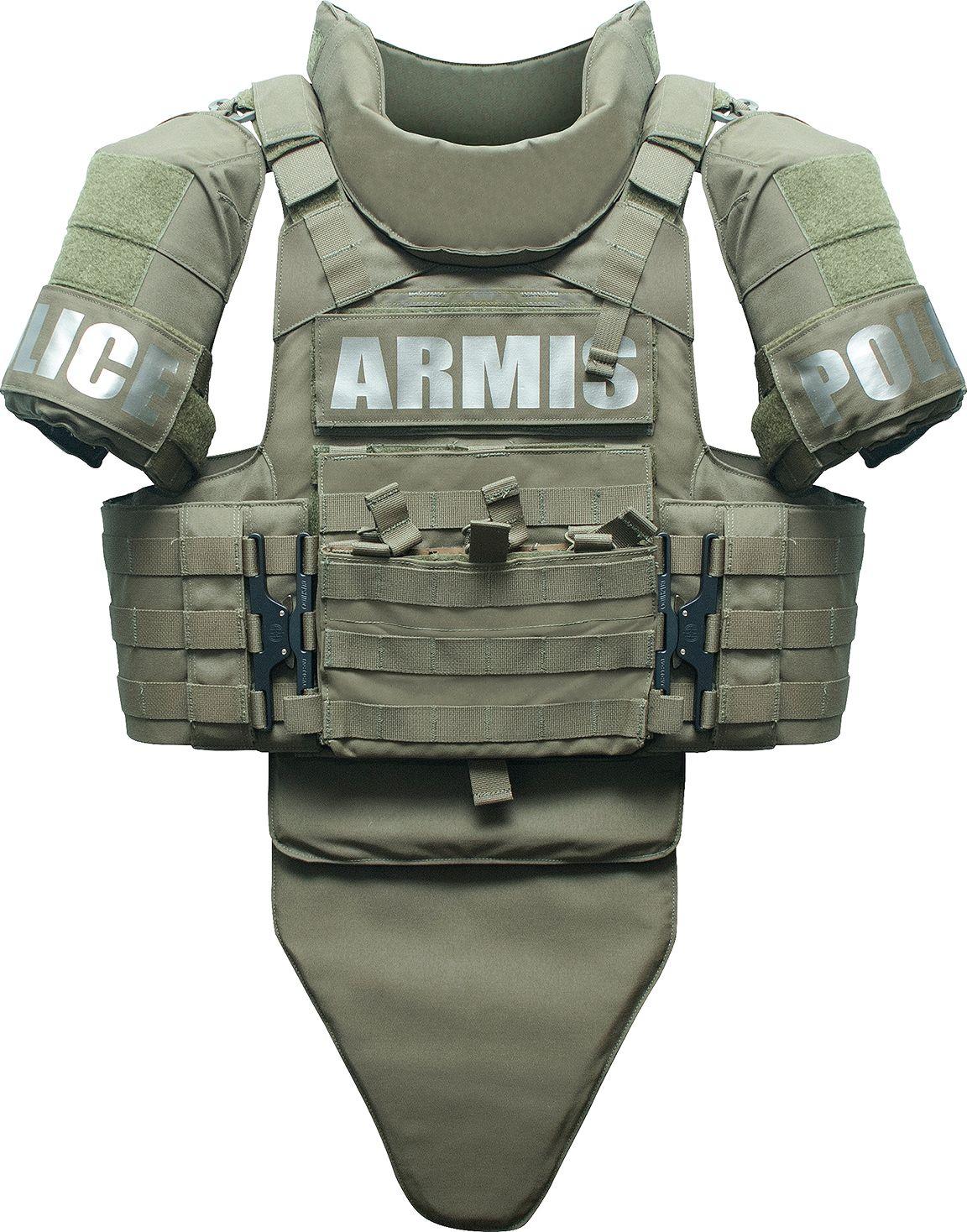 Armis Body Armor System