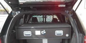 Ford Police Interceptor PPV Cabinets
