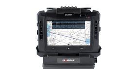 Harris RF-3590 Ruggedized Tablet Docking Station