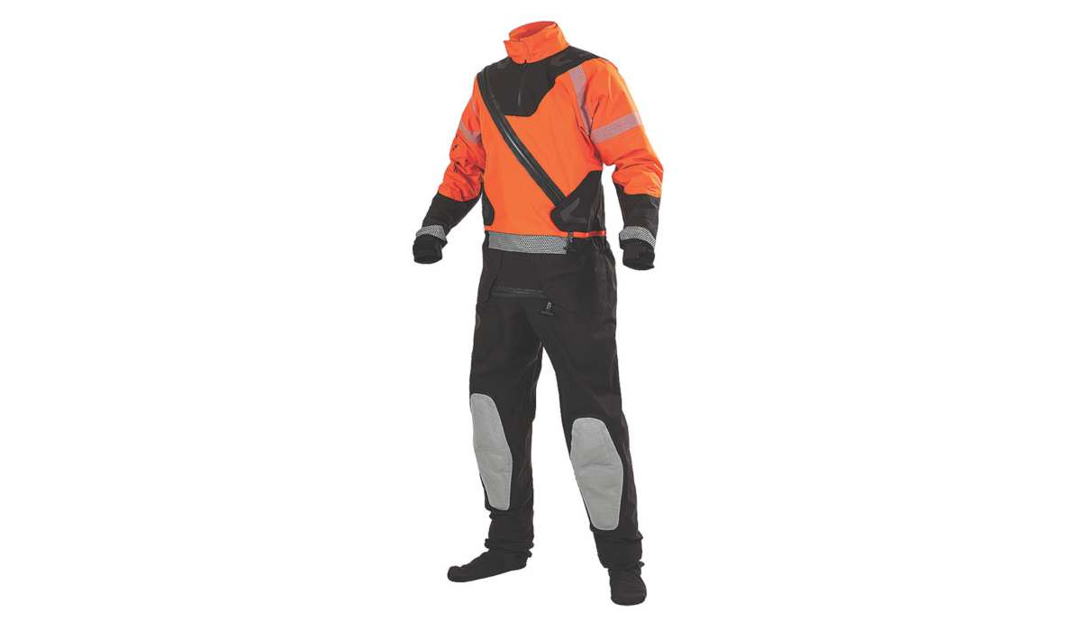 I810 Rapid Rescue Extreme Surface Dry Suit