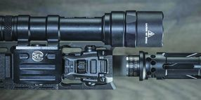 Closed Tine Warcomp and Flash Hider