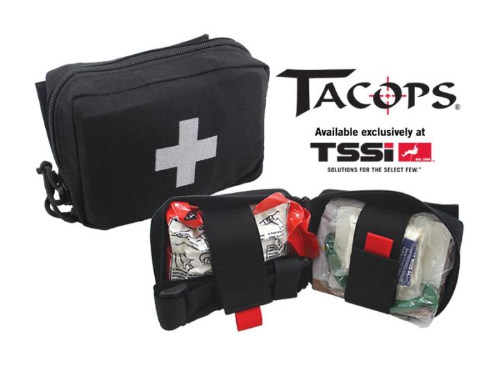 TACOPS Multi-Platform Medical Pouch