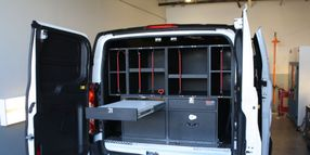 Custom Vehicle Storage