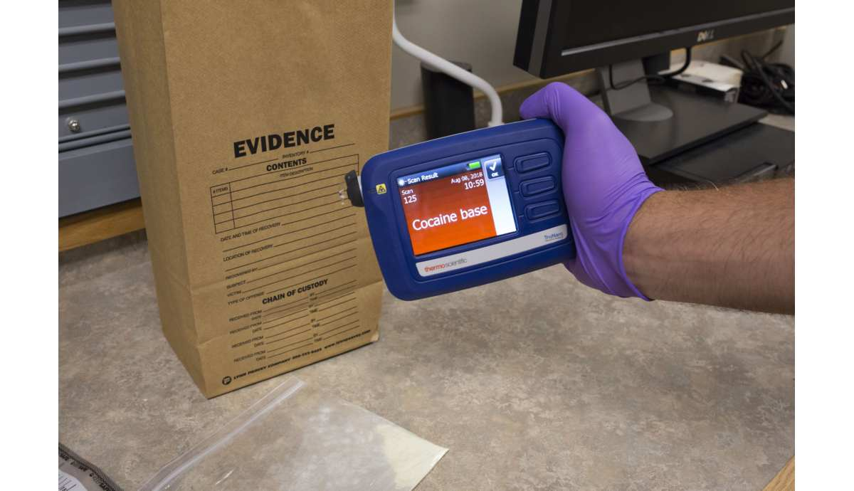TruNarc Handheld Narcotics Analyzer
