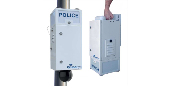 CrimeEye RD-2 Public Safety Video System