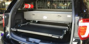 Cargo Solution for Ford P.I. Utility