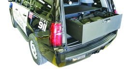 Tactical Gear Security Drawers