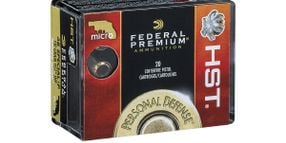 38 Special +P HST Micro