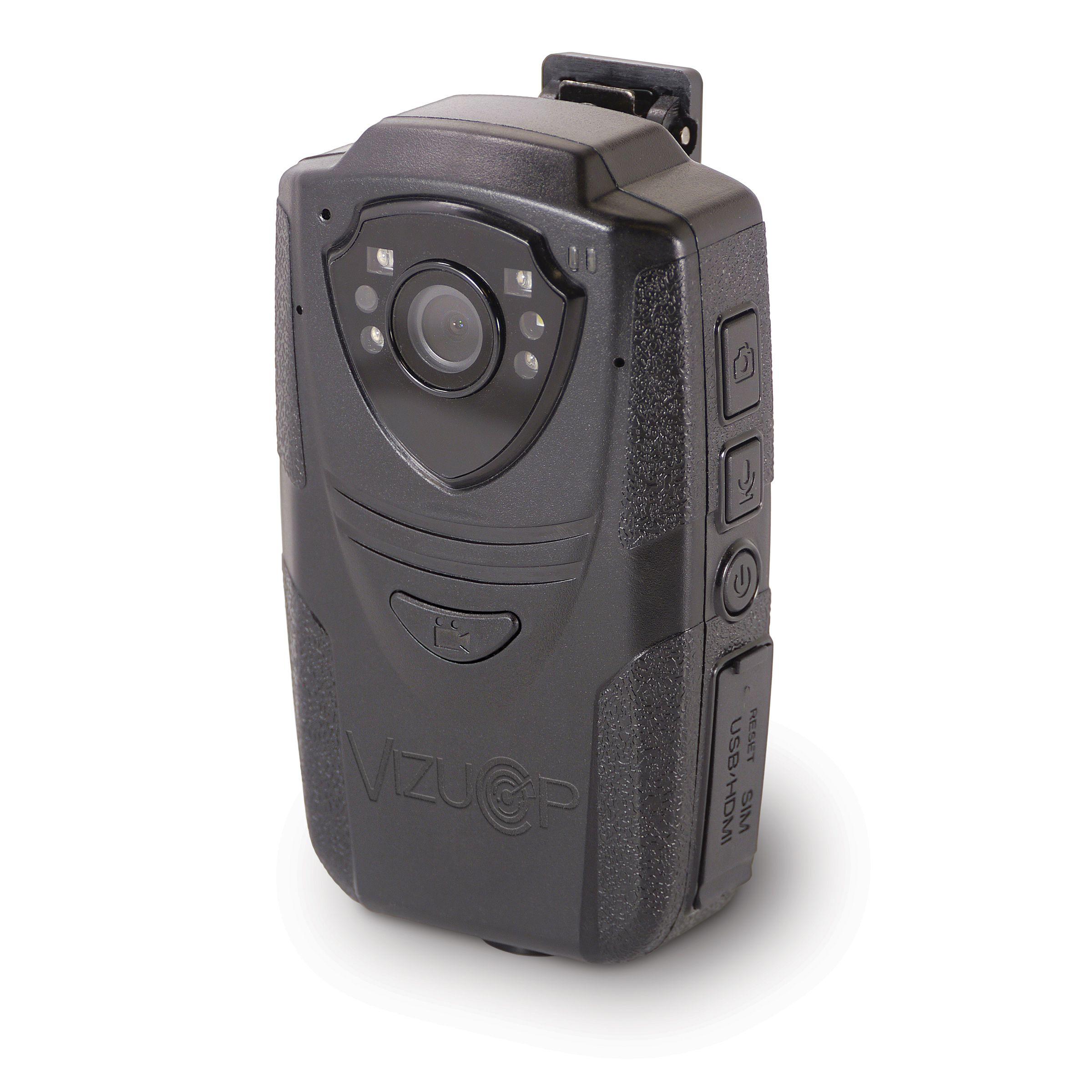 VizuCop Body-Worn Camera