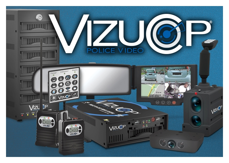 VizuCop 360° In-Car Video Surveillance