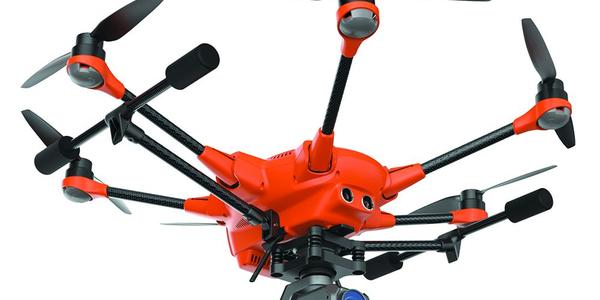 E10T UAV Thermal Imaging and Video Camera (Photo: Yuneec International)