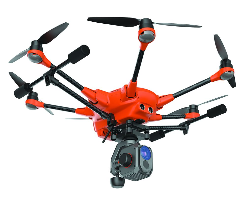 E10T UAV Thermal Imaging and Video Camera