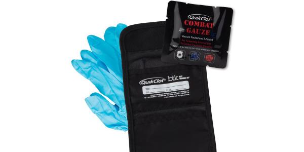 QuikClotBelt Trauma Kit (Photo: Z-Medica)