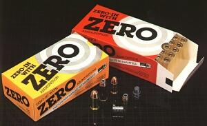 Pistol Bullets and Ammunition