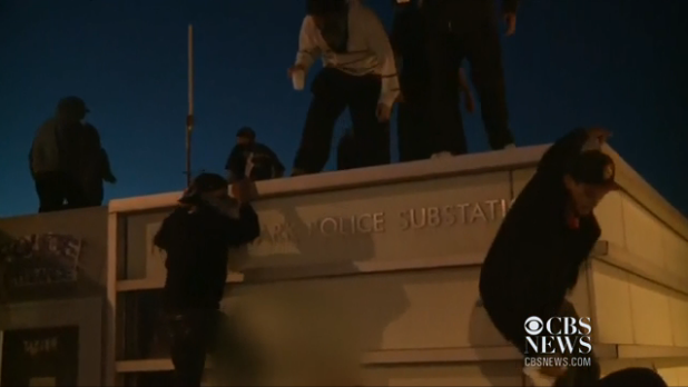 Protesters Clash with Police Over Albuquerque PD Shootings