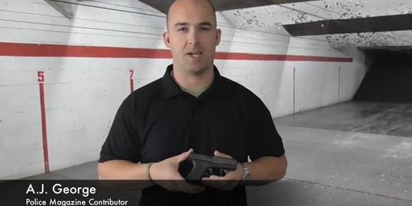 Video Review: Glock G42 .380 Pocket Pistol