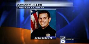 California Motor Officer Dies After Crash