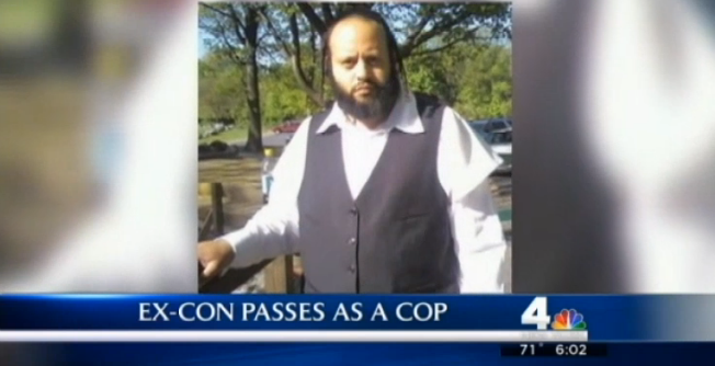 Ex Convict-Turned-Rabbi Busted for Posing as Police Officer