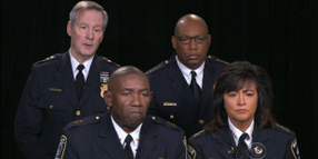4 Police Chiefs Share Views on Deaths of Mike Brown, Eric Garner