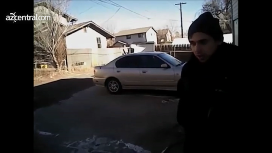 Arizona Officer's Body Cam Captures Lead-up to Fatal Shooting