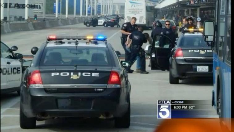 False Report of LAX Gunman Sends Passengers Into Panic