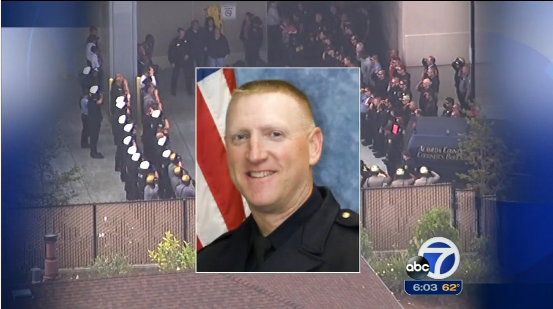 Suspect Arrested in California Sergeant's Shooting Death