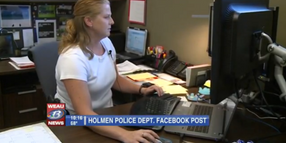 Wisconsin Department's Facebook Post Goes Viral