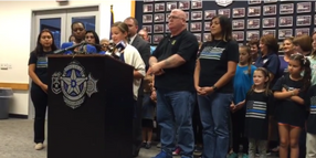 Dallas Officers' Families Call on City Leaders to Give Officers More Security