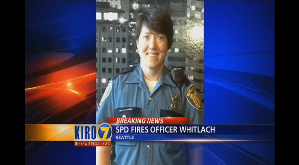 Seattle Officer Fired for Bias Case