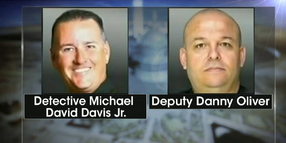 Slain Officers' Names in New Immigration Bill