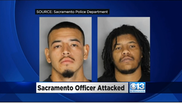 California Man Beat Officer After Luring Him From Patrol Car