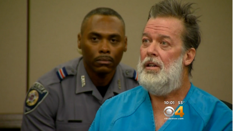 Planned Parenthood Attack Suspect Says 'I Am Guilty'