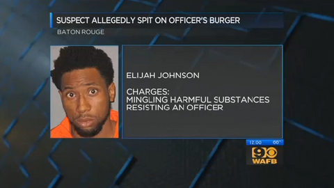 Dairy Queen Employee Arrested for Spitting on Officer's Hamburger