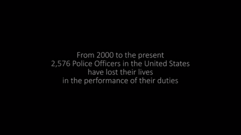 """NYPD Union Releases Powerful Holiday Message from the """"Good Guys"""""""
