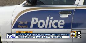 Phoenix Police Get Training in Spotting Terror Threats Online