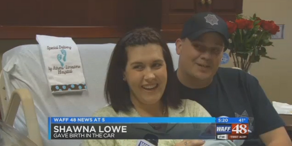 Alabama Trooper Delivers Baby by Side of Highway