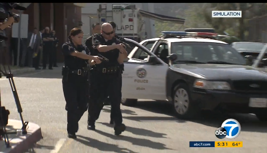 LAPD Offers Inside Look at Police Shooting Investigations, Training
