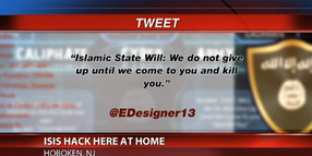 ISIS Publishes 39-page List of Targets, Including NJ Transit Officers