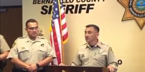Suspect Stabs, Beats New Mexico K-9 Unconscious